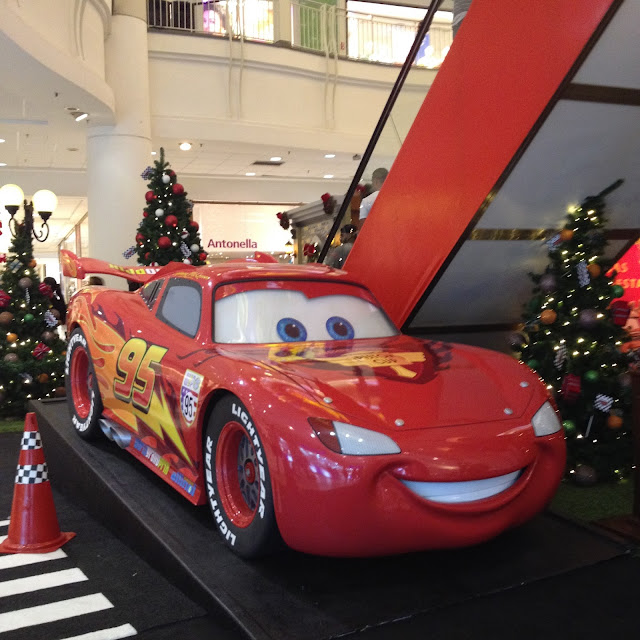 Carros da Disney
