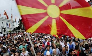 Μανιφέστο εθνικιστών στην πΓΔΜ