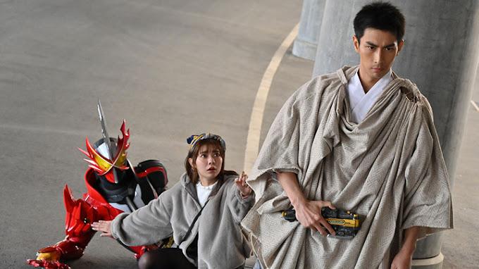 Kamen Rider Saber Episode 16 Subtitle Indonesia