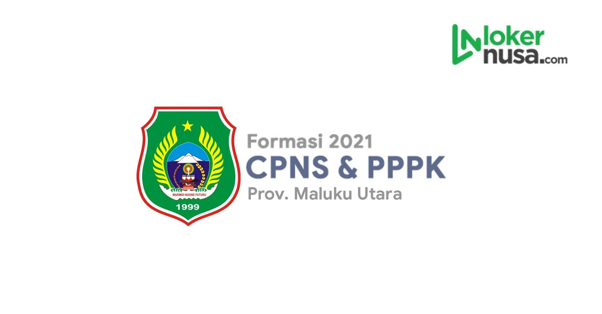 CPNS Maluku Utara