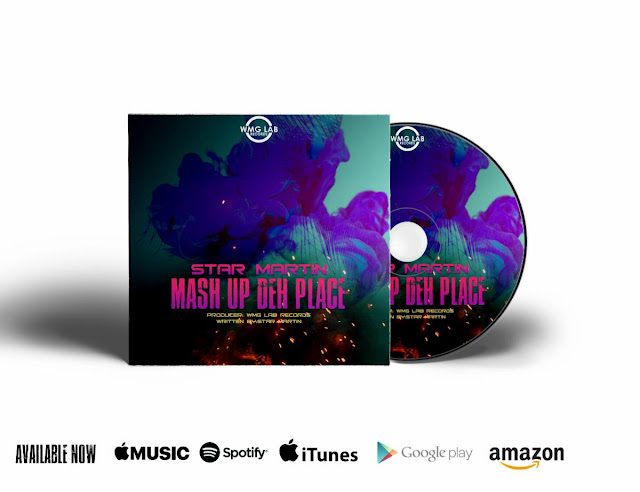 "Star Martin - Mash Up Deh Place ""2020 Soca"""