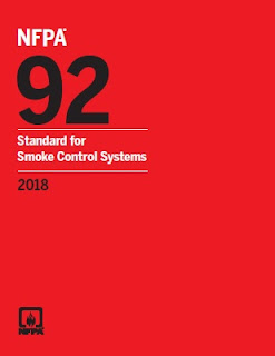 NFPA 92 Standard for Smoke Control Systems, 2018 Edition