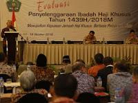 Direktorah Umrah dan Haji Khusus Gelar Evaluasi Penyelenggaraan Ibadah Haji Khusus