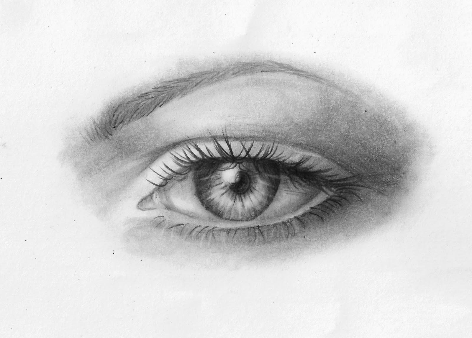 Immagini Di Occhi Da Disegnare Hw55 Pineglen