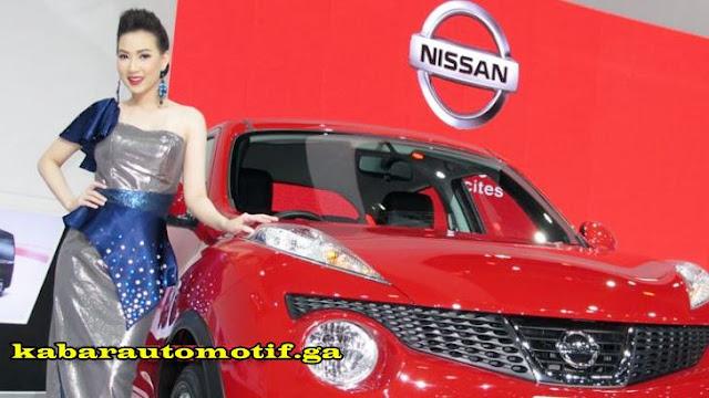 nissan juke mobil baru