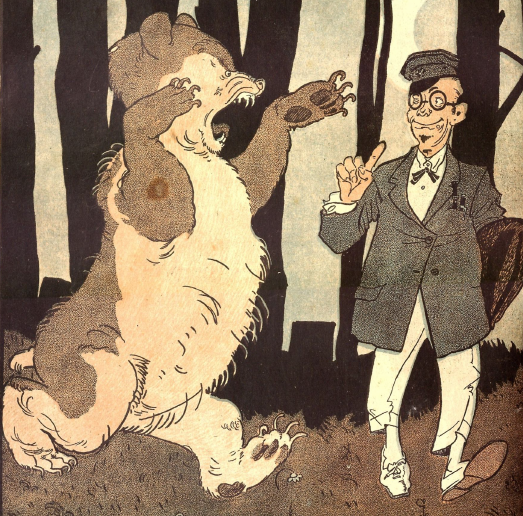 "карикатуры советского ""Крокодила"""