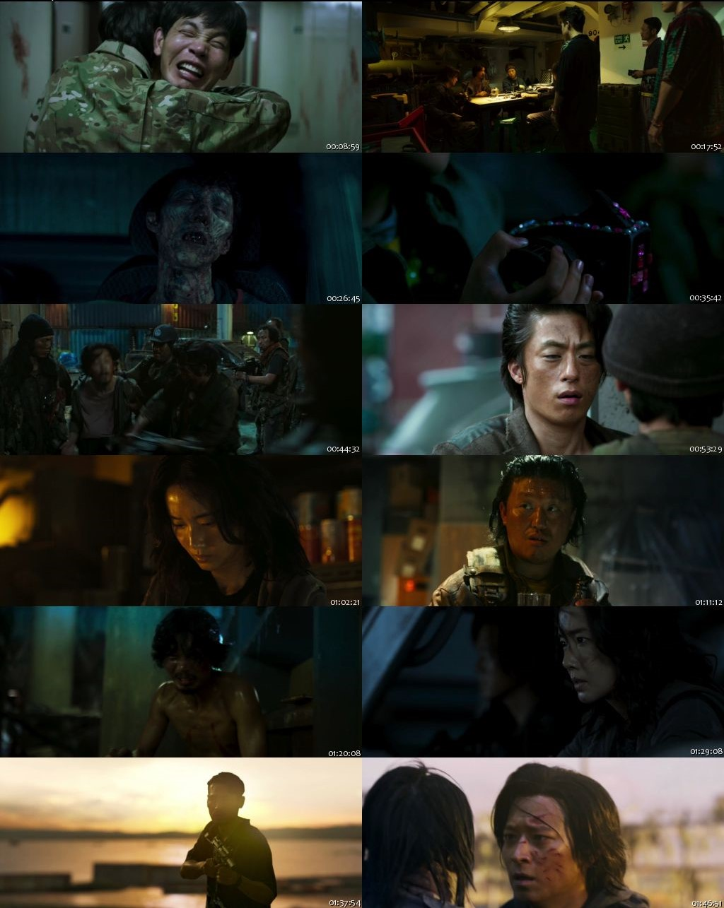 Train to Busan Presents: Peninsula 2020 Full English Movie Download BRRip 720p