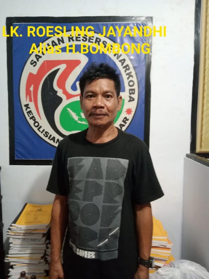 Pengedar dan Penyalahgunaan Sabu Ditangkap Unit Drugs Hunter Polres Takalar