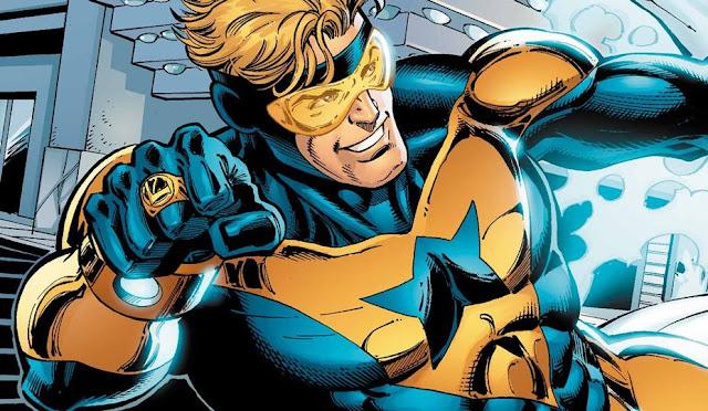 Asal-Usul dan Kekuatan Booster Gold, Superhero Penjelajah Waktu dari DC Comics