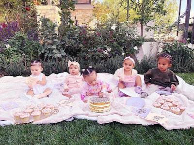 Top 6 Unseen Hot Viral Pictures Of The Kardashian Jenner Cutest Babies Which Will Melt Your Hearts Down