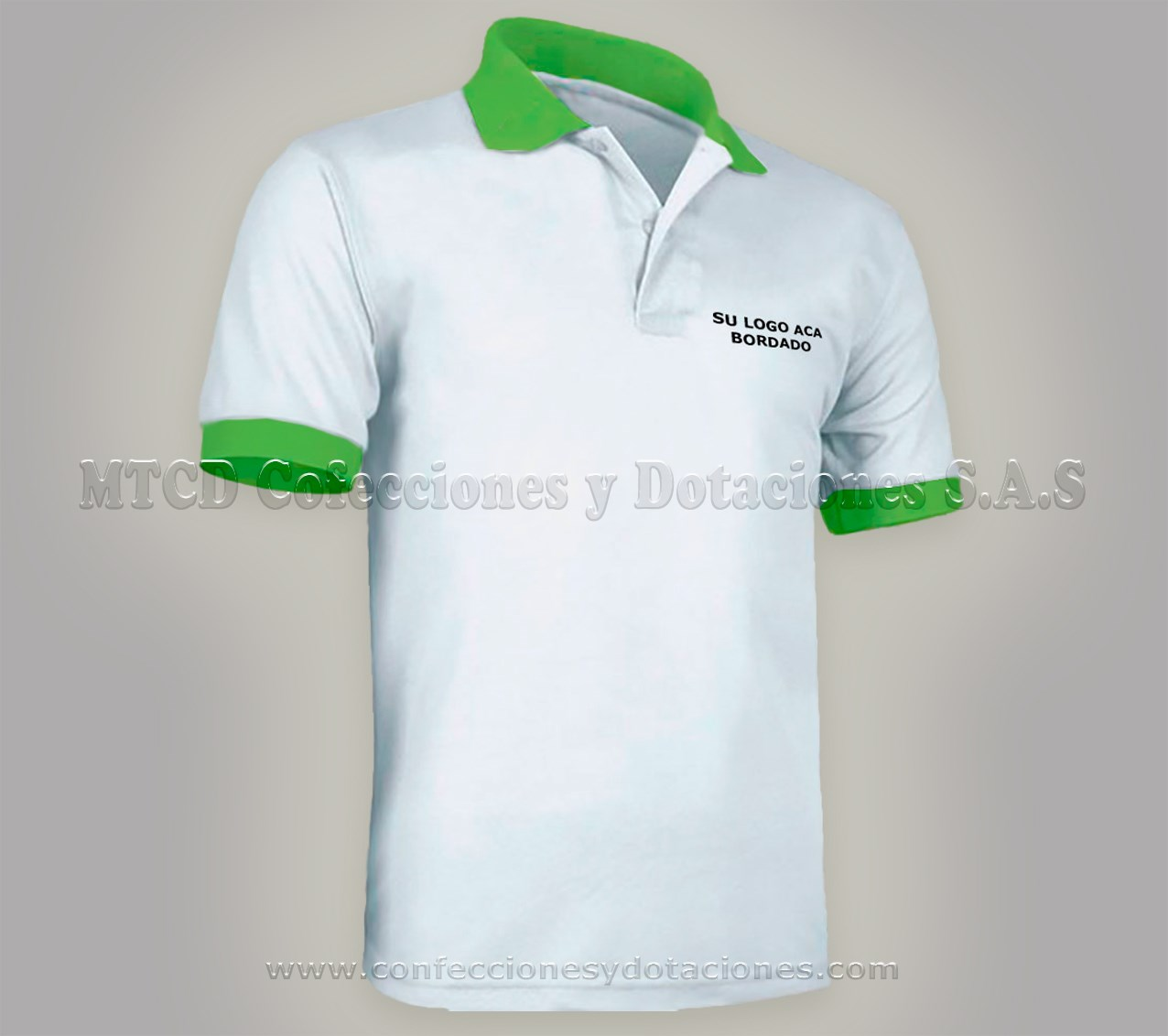 Fabrica de camisas polo para empresas