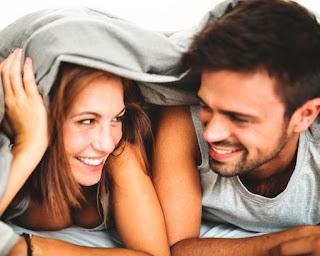 Mientras más sexo, más feliz