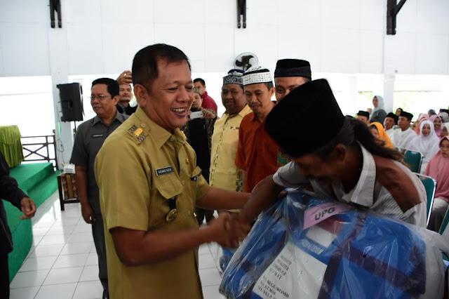 Buka Kegiatan Manasik Haji, Ini Permintaan Bupati Soppeng