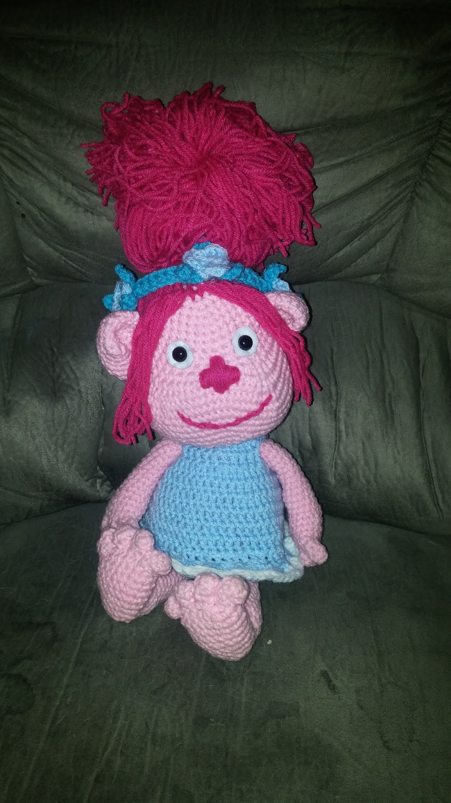 Trolls Crochet Pattern Best Design Inspiration
