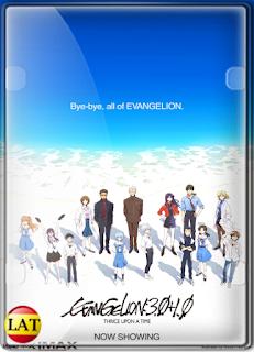 Evangelion: 3.0+1.0 Thrice Upon a Time (2021) DVDRIP LATINO
