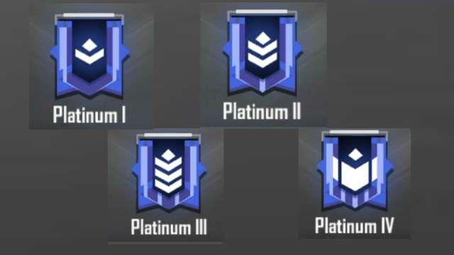 Rank platinum ff