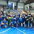 ACAU, de União da Vitória, se classifica para as quartas de final da Série Bronze de Futsal