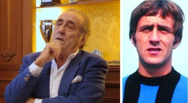 Morto Mauro Bellugi, ex calciatore dell'Inter
