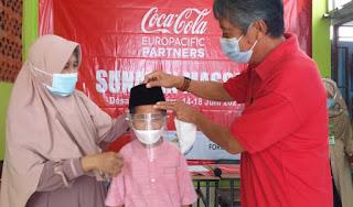 Coca-Cola Europacific Partners Indonesia Lima Hari Gelar Sunatan Massal