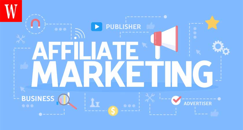 affiliate marketing for beginners journey