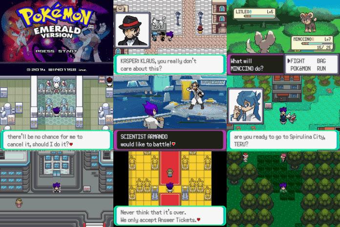 Pokemon Mega Power Rom
