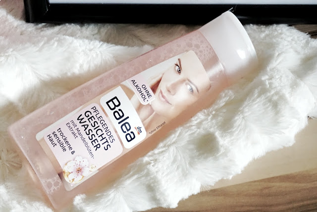 Beauty Darling Mai Balea Pflegendes Gesichtswasser