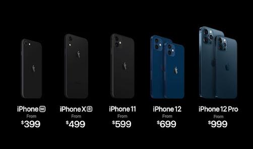 رسميًا   آبل تعلن عن هاتفي  iPhone 12 Pro  iPhone 12 Pro Max