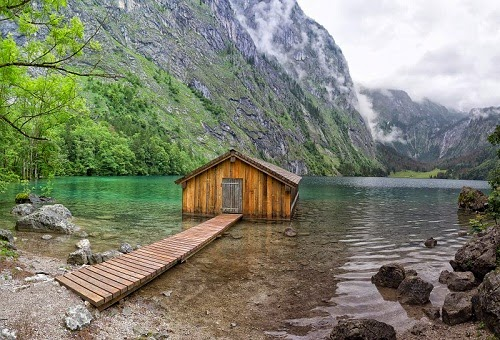 Bavaria's Berctesgade