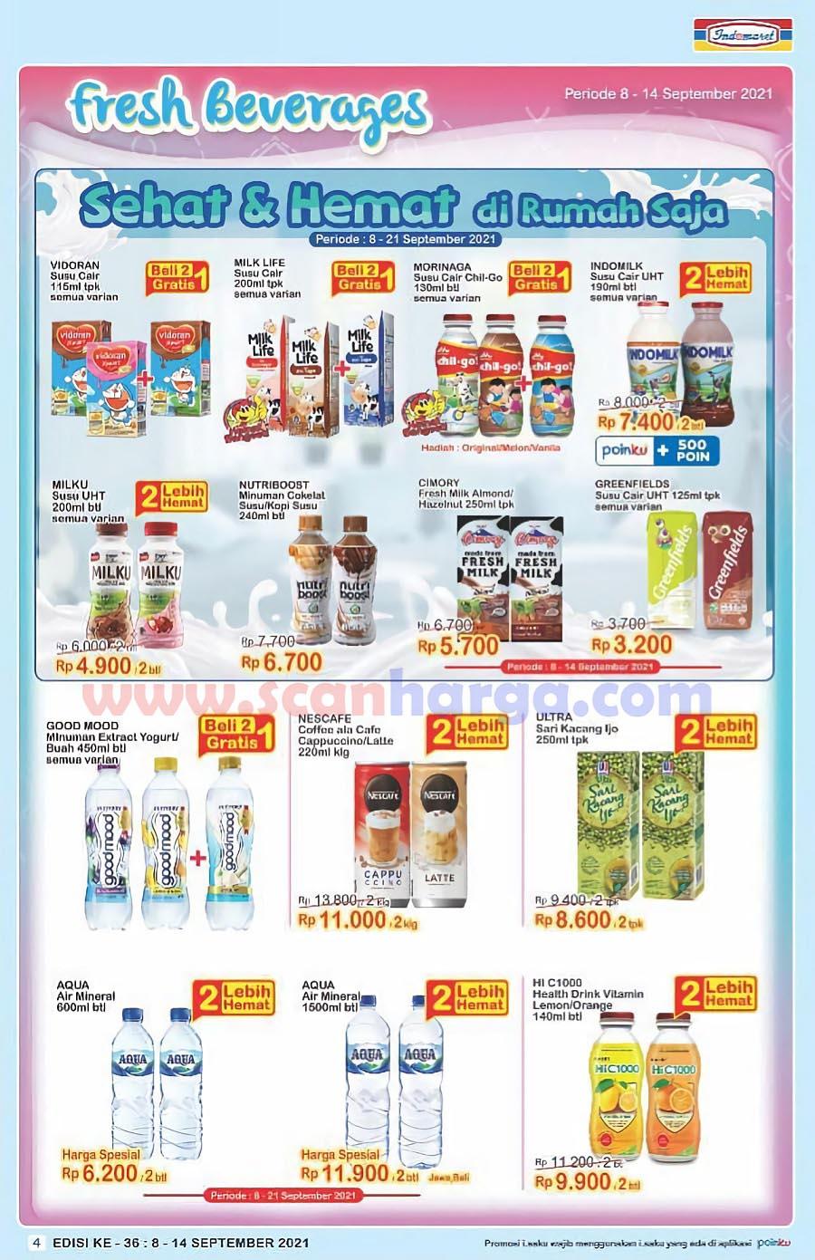 Katalog Indomaret Promo Terbaru 8 - 14 September 2021 4