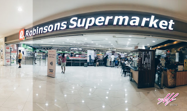"""Robinsons Supermarket on Contactless Payment via VISA """"Tap to Pay"""""""