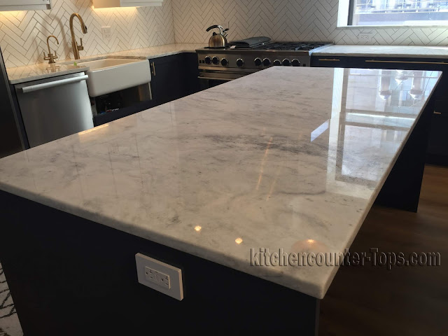 Kitchen Countertop Design In Long Island