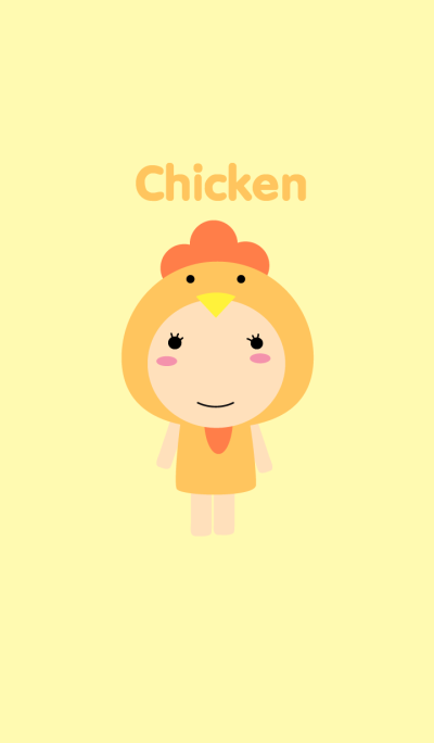 Girl Chicken