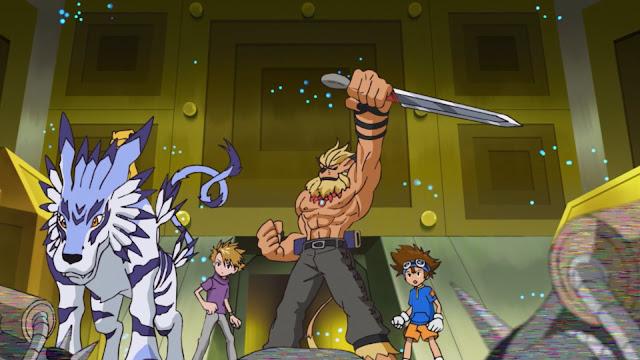 Digimon Adventure: (2020) Episode 19 Subtitle Indonesia