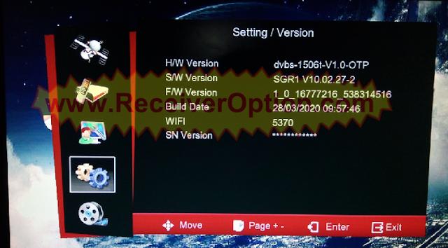 STAR SAT ORANGE 1506T HD RECEIVER NEW SOFTWARE