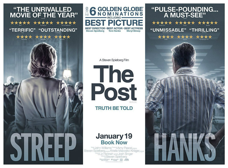 the post uk poster