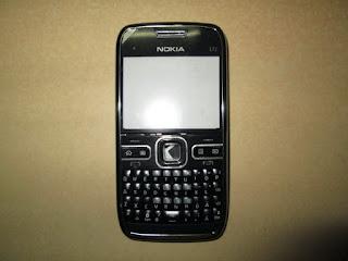casing Nokia E72 jadul