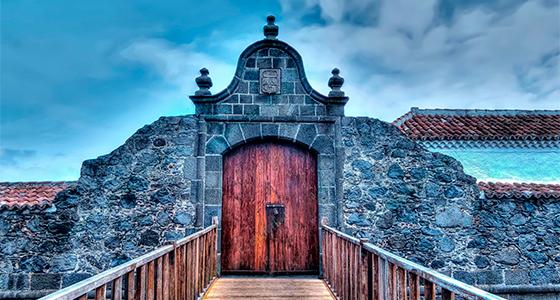 Castillo de Santa Catalina, Santa Cruz de La Palma