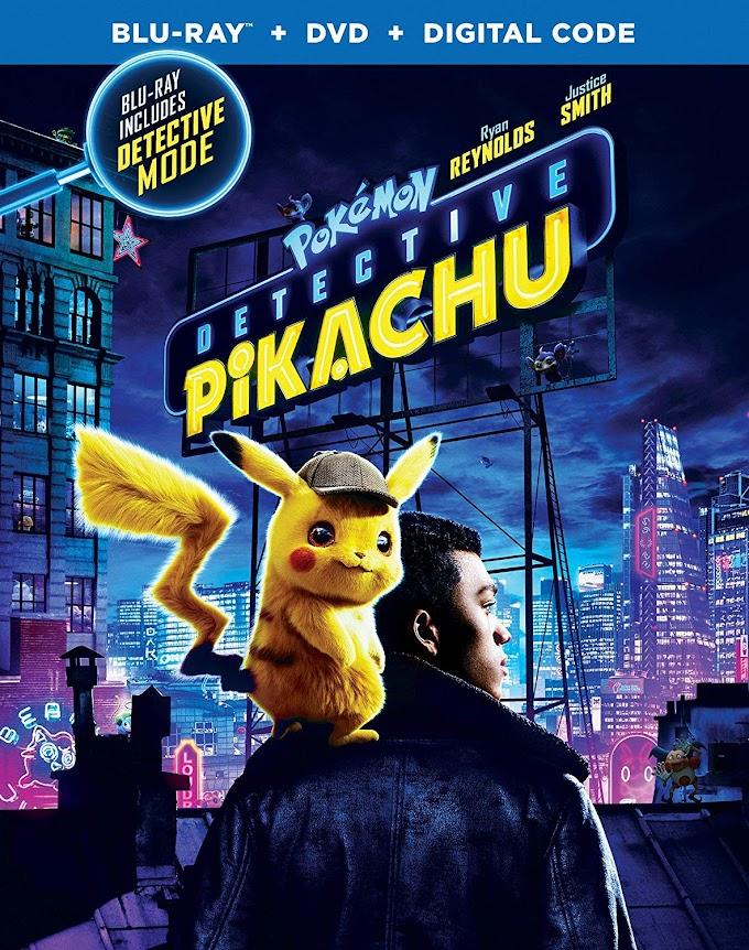 Pokémon Detective Pikachu (2019) 720p Hindi | Free Download