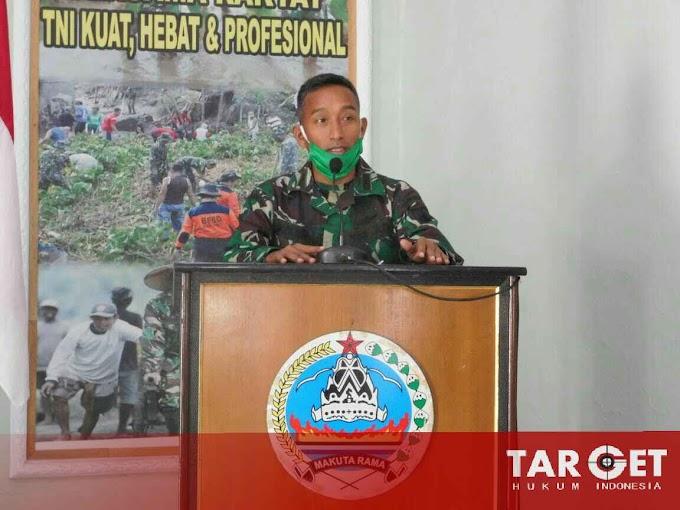 Kasdim Pati : Kodim Pati Laksanakan Rakor, Persiapan TMMD Sengkuyung Ta. 2020