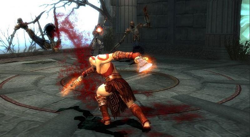 God of War 2 PC Full Español