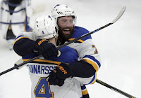 HOCKEY HIELO - NHL Stanley Cup 2019 Game 2: Un golazo de Gunnarsson en la prórroga empató la serie en Boston con el primer triunfo de los Blues en unas Finales