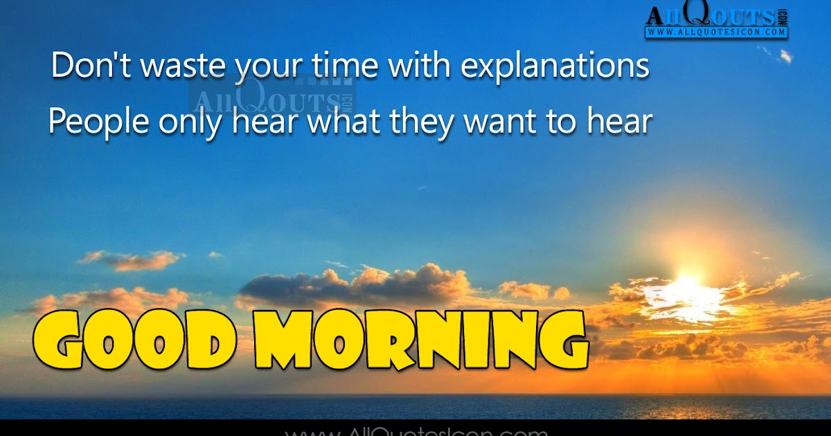 best good morning quotes in english hd wallpapers best