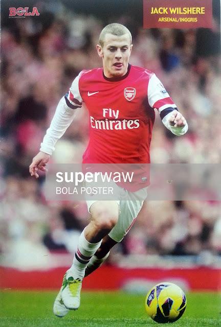 Jack Wilshere Arsenal 2012