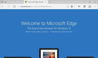 browser Terbaik dan Terpopuler PC dan Laptop - microsoft edge