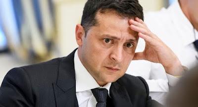 Рейтинг Зеленського падає рекордними темпами