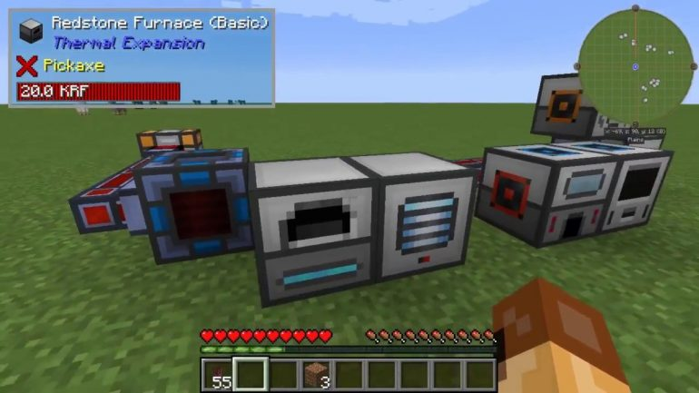 Thermal Expansion 4 and Minefactory Reloaded