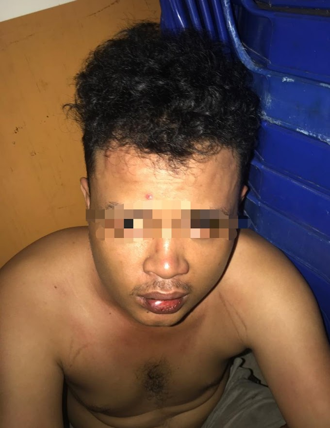 Pelaku Penodong Karyawam Seasons City Di Jln Krendang Barat Di Tangkap Polisi
