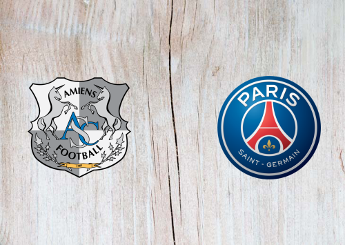 Amiens SC vs PSG Full Match & Highlights 15 February 2020