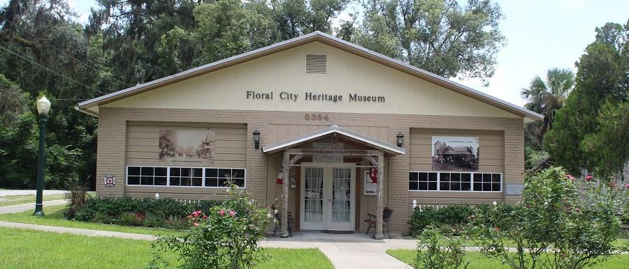 Museo en Floral City
