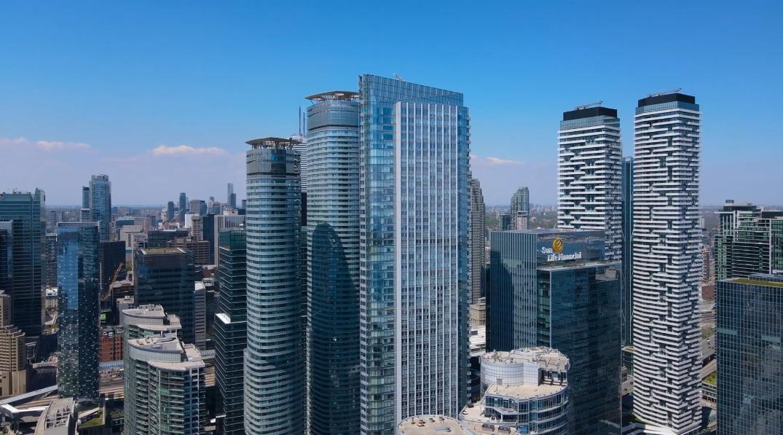 28 Photos vs. Tour 10 York St #6712, Toronto, ON Luxury Condo Interior Design